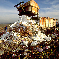 Garbage dump outside Buenos Aires, Argentina.   Accession #: 0.92.225.001.15