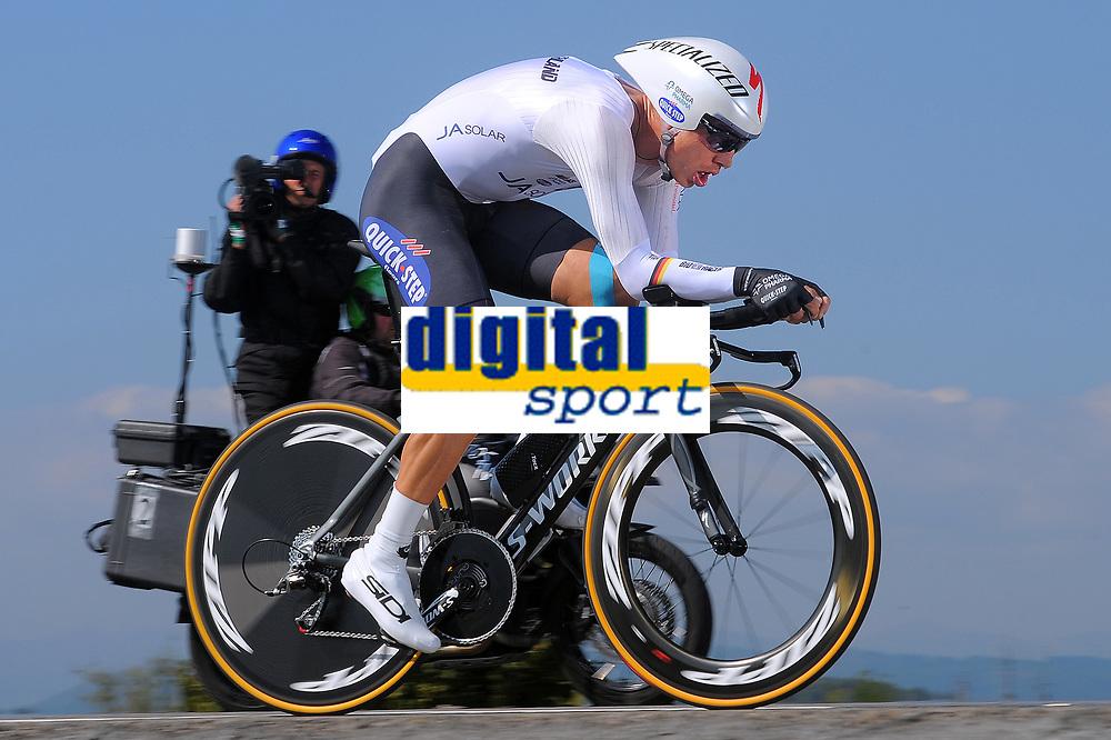Tony MARTIN (Ger) during the UCI Road World Championships 2014, in Ponferrada,  Spain, Time Trial Men Elite,  Ponferrada - Ponferrada (47Km), on September 24, 2014. Photo Tim de Waele / DPPI