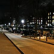 NLD/Amsterdam/20110103 - Amsterdam bij nacht,