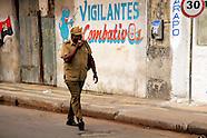 Cuban CDR.