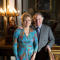 Lord & Lady Stormont