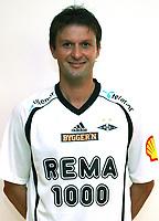 Fotball , portretter , portrett , Tippeligaen 2008 , Rosenborg , <br /> Roar Strand