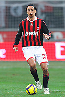 """Alessandro NESTA Milan<br /> Milano 6/1/2010 Stadio """"Giuseppe Meazza""""<br /> Milan - Genoa 5-2<br /> Campionato Italiano Serie A 2009/2010<br /> Foto Andrea Staccioli Insidefoto"""