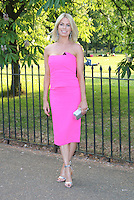 Caroline Stanbury, The Serpentine Gallery - summer party, The Serpentine Gallery, London UK, 01 July 2014, Photo by Richard Goldschmidt