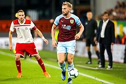 Charlie Taylor of Burnley - Mandatory by-line: Robbie Stephenson/JMP - 30/08/2018 - FOOTBALL - Turf Moor - Burnley, England - Burnley v Olympiakos - UEFA Europa League Play-offs second leg