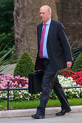London, July 22nd 2014. cabinet meeting at Downing Street