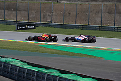 November 12, 2017 - Sao Paulo, Sao Paulo, Brazil - Drivers during the Formula One Grand Prix of Brazil at Interlagos circuit, in Sao Paulo, Brazil on November 12, 2017. (Credit Image: © Paulo Lopes via ZUMA Wire)