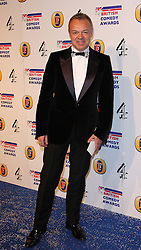 Graham Norton attends the British Comedy Awards at Fountain Studios, London, England, December 12, 2012. Photo by i-Images.