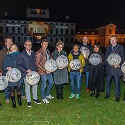 NLD/Soest/20181206 - KWF Kankerbestrijding onthult 3e editie lampionnenactie, Wilfred Genee