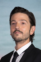 Diego Luna attends the launch event for Rogue One: A Star Wars Story at Tate Modern on December 13, 2016, in London, UK. Photo by Bakounine/ABACAPRESS.COM