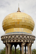 A dome of the Pena National Palace, Sintra, Portugal. PHOTO PAULO CUNHA/4SEE