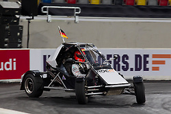27.11.2010, Esprit Arena, Düsseldorf, GER, Race of Champions, im Bild Michael Schumacher (GER, F1 Mercedes GP), EXPA Pictures © 2010, PhotoCredit: EXPA/ A. Neis / SPORTIDA PHOTO AGENCY
