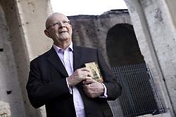 June 23, 2011 - Roma, Italy - 579324 : (Donatella Giagnori / EIDON),  2011-06-21 Roma - The writer Wilbur Smith at the Basilica of Maxentius for the Festival of Literature 2011 - The writer Wilbur Smith (Credit Image: © Eidon Press/ZUMAPRESS.com)