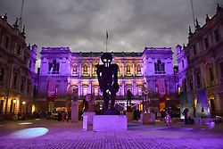 Atmosphere at The Royal Academy of Arts Summer Exhibition Preview Party 2019, Burlington House, Piccadilly, London England. 04 June 2019.