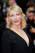 Cate Blanchett attends the 'Sicario' Premiere during the 68th annual Cannes Film Festival on May 19, 2015 in Cannes, France