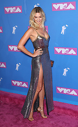 August 21, 2018 - New York City, New York, USA - 8/20/18.Karlie Kloss at the 2018 MTV Video Music Awards held at Radio City Music Hall in New York City..(NYC) (Credit Image: © Starmax/Newscom via ZUMA Press)