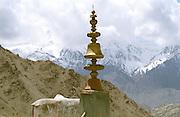 Ladakh Himalayas - Landscape photograph 2006