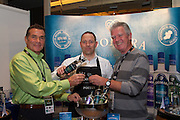 A stimulating Business Diary Date: 29th September to 1st October, Burlington Hotel Dublin – Irish Pubs Global Gathering Event.<br /><br />Pictured at the event- Paul Mangiamele, Bennigans , Gary Gartland, Coomara Irish Poitin and Shay Clarke, Chicago Mc Nally's Irish Pub<br /> <br />•                     21 Countries represented<br />•                     Over 600 Irish Pub Enterprises from around the world<br />•                     The growth of Craft Beers<br />•                     Industry Experts<br />•                     Bord Bia – an export opportunity<br />•                     Transforming a Wet Pub into a Gastro Pub<br />We love our Irish pubs but we of course have seen an indigineous decline resulting in closures nationwide in recent years.<br />Not such a picture worldwide where the Irish pub is a growing business success story.<br />Hence a global event and webcast in Dublin next week, called Irish Pubs Global Gathering Event  in the Burlington Hotel, Dublin, on September 29 to October 1st,backed by LVA and VFI.<br />Spurred on by The Irish Diaspora Global Forum in Dublin Castle 2 years ago, Irish entrepreneur Enda O Coineen has spearheaded www.irishpubsglobal.com into a global network with 20 chapters around the world and a database of over 4,000 REAL Irish pubs.<br />It promises to be a stimulating conference, with speakers bringing a worldwide perspective to the event. The Irish Pubs Global Gathering Event is a unique networking, learning and social gathering. A dynamic three-day programme bringing together Irish Pub owners & managers from all over the world and will focus on 'The Next Generation' of Irish pubs.<br /> <br />Key Note Speakers available for Interview<br />1.       Paul Mangiamele, CEO Bennigans<br />2.      Dr. Pearse Lyons, CEO ALLTECH<br />3.      Enda O Coineen, President of Irish Pubs Global<br />4.      Kingsley Aikins, CEO of Diaspora Matters<br /> Paul Mangiamele, CEO Bennigans<br />Paul M. Mangiamele is a veteran restaurant a