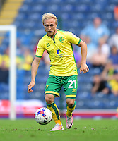 Norwich City's Alex Pritchard<br /> <br /> Photographer Chris Vaughan/CameraSport<br /> <br /> Football - The EFL Sky Bet Championship - Blackburn Rovers v Norwich City - Saturday 6th August 2016 - Ewood Park - Blackburn<br /> <br /> World Copyright © 2016 CameraSport. All rights reserved. 43 Linden Ave. Countesthorpe. Leicester. England. LE8 5PG - Tel: +44 (0) 116 277 4147 - admin@camerasport.com - www.camerasport.com