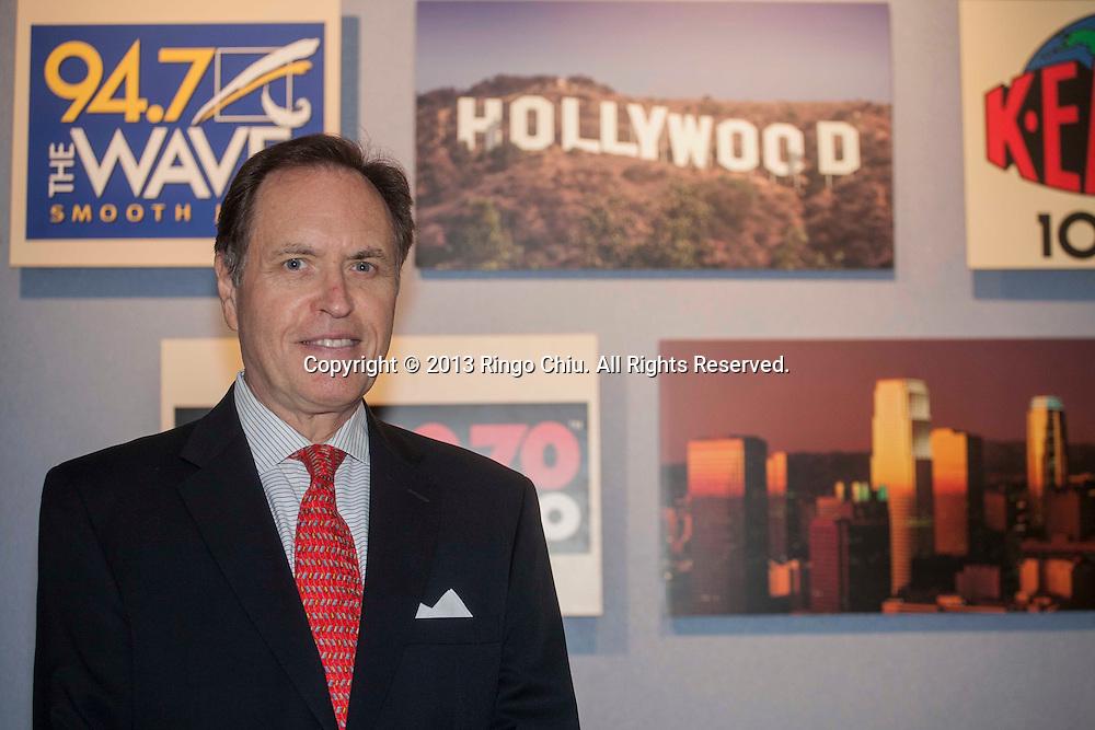 Thom Callahan, president of the Southern California Broadcasters Association. (Photo by Ringo Chiu/PHOTOFORMULA.com)