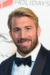 Chris Robshaw pictured backstage at the Attitude Awards,  at the Roundhouse in North London. Picture date: Thursday October 12th, 2017. Photo credit should read: Matt Crossick/ EMPICS Entertainment.