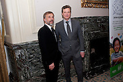 CHRISTOPHE WALTZ; COLIN FIRTH; , The 30th London Critics' Circle Film Awards, held in aid of the NPSCC at the Landmark London Hotel. 18 February 2010.<br /> CHRISTOPHE WALTZ; COLIN FIRTH; , The 30th London CriticsÕ Circle Film Awards, held in aid of the NPSCC at the Landmark London Hotel. 18 February 2010.