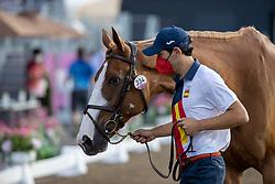 Alvarez Aznar Edouard, ESP, Legend, 334<br /> Olympic Games Tokyo 2021<br /> © Hippo Foto - Dirk Caremans<br /> 31/07/2021