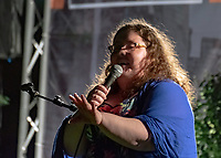 Alison Spittle live at the picnic at the castle,Warwick Castle photo by Mark anton Smith