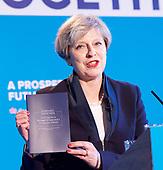 Theresa May 18th May 2017