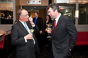 Fine Wine and Dine in aid of  Sick Children's Trust. Cafe Anglais. London. 1 March 2012