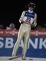 Hopp<br /> 29.11.2013<br /> FIS World Cup<br /> Kuusamo Finland<br /> Foto: Gepa/Digitalsport<br /> NORWAY ONLY<br /> <br /> FIS Weltcup der Herren, Nordic Opening. Bild zeigt Robert Johansson (NOR).