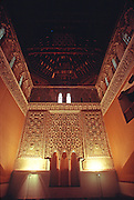 SPAIN, LA MANCHA, TOLEDO Sinagoga del Transito 14thc synagogue