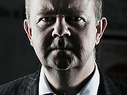 Ian Hislop, Editor of Private Eye in the Eye offices in Soho