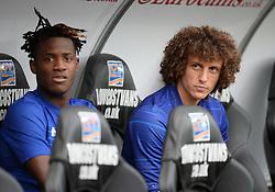 David Luiz of Chelsea - Mandatory byline: Alex James/JMP - 07966386802 - 11/09/2016 - FOOTBALL - Barclays premier league -swansea,Wales - Swansea v Chelsea  -