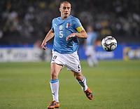 Fotball<br /> Italia v Brasil<br /> Foto: DPPI/Digitalsport<br /> NORWAY ONLY<br /> <br /> FOOTBALL - CONFEDERATIONS NATIONS CUP 2009 - GROUP B - 1ST ROUND - ITALY v BRAZIL - 21/06/2009<br /> <br /> FABIO CANNAVARO (ITA)
