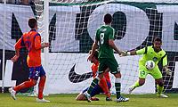 Fotball<br /> Kvalifisering UEFA Europa League<br /> 14.07.2011<br /> Ferencvaros v Aalesund<br /> Foto: Aleksandar Djorovic, Digitalsport<br /> <br /> Sten Grytebust - FK Aalesund goalkeeper