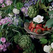 Artichoke & Strawberries