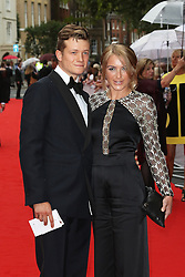 Ed Speleers, BAFTA Celebrates Downton Abbey, Richmond Theatre, London UK, 11 August 2015, Photo by Richard Goldschmidt /LNP © London News Pictures.