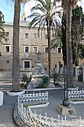 Israel, Haifa, the Stella Maris Carmelite Church, Mt. Carmel