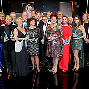 NLD/Amsterdam/20111002 - Uitreiking John Kraaijkamp awards 2011, prjswinnaars