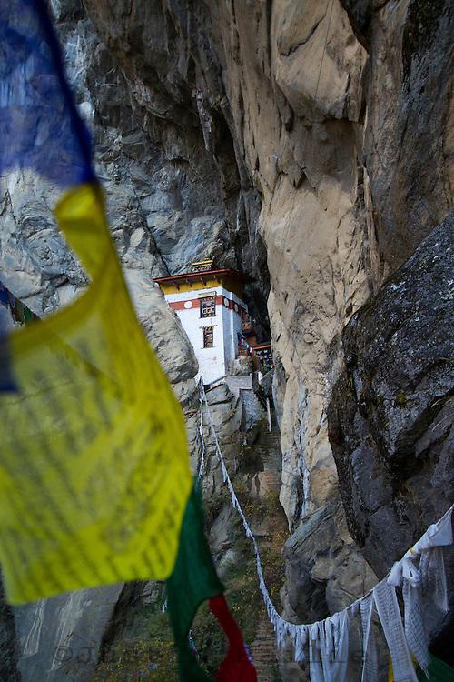 Taktshang Monastery (Tiger's Nest), Paro, Bhutan.