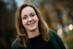 Portrait of Katjusa Pusnik, former alpine skier, on November 10, 2017 in Koseze, Ljubljana, Slovenia. Photo by Vid Ponikvar / Sportida