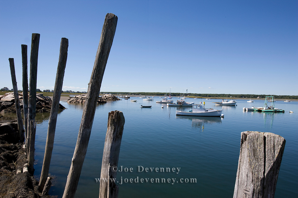 Rockland Color Along the Saco River in southern Maine