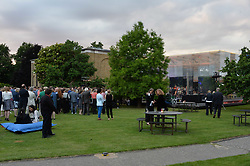 Atmosphere at the Dulwich Picture Gallery's inaugural Summer Party, Dulwich Picture Gallery, College Road, London England. 13 June 2017.