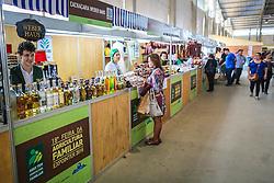 Estande da cachaçaria Weber Haus, integrante da Aprodecana, na 39ª Expointer, Exposição Internacional de Animais, Máquinas, Implementos e Produtos Agropecuários. A maior feira a céu aberto da América Latina,  promovida pela Secretaria de Agricultura e Pecuária do Governo do Rio Grande do Sul, ocorre no Parque de Exposições Assis Brasil, entre 27 de agosto e 04 de setembro de 2016 e reúne as últimas novidades da tecnologia agropecuária e agroindustrial. FOTO: Gustavo Roth / Agência Preview