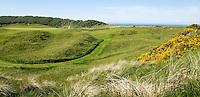PORTRUSH - Hole 6. ROYAL PORTRUSH GOLF CLUB. The Dunluce Championship Course.COPYRIGHT KOEN SUYK