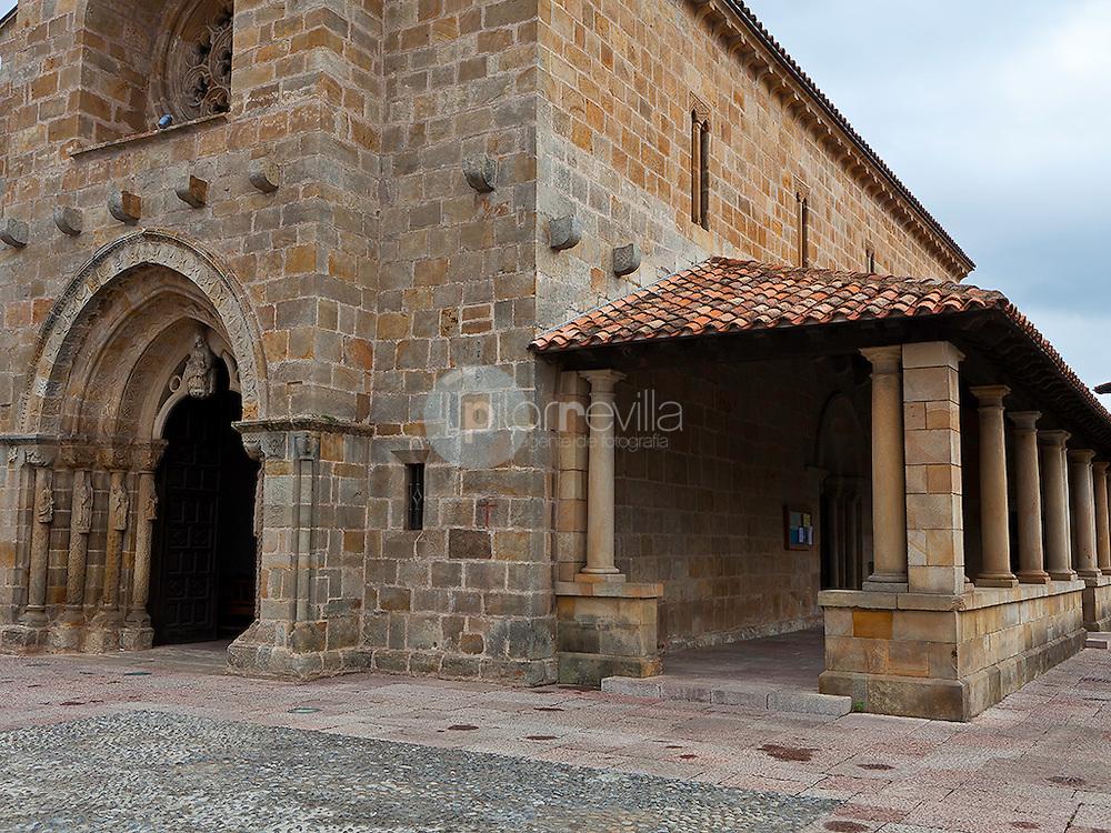 Santa María de la Oliva. Principado de Asturias. España. Europa ©Country Sessions / PILAR REVILLA