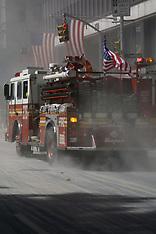 New york: US Marks 10th 9-11 Anniversary, 11 September 2016