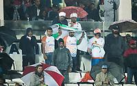 BHUBANESWAR -  Hockey World League finals , Semi Final . Argentina v India. India supporters.  COPYRIGHT KOEN SUYK