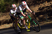 during the Road Race on Day 4 of the 2017 UCI Para-cycling Road World Championships held at Alexandra Park Pietermaritzburg, South Africa, on Sunday 3 September 2017. Image by Greg Beadle